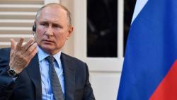 Putin vows 'symmetric response' to US missile test