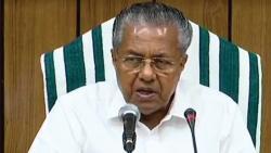 CPI(M) never supports violence: Kerala CM