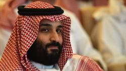 Saudi crown prince says kingdom isn't seeking war in region