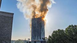 12 dead in London fire
