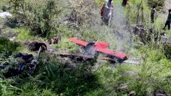 3 killed as helicopter crashes in rain-hit Uttarkashi