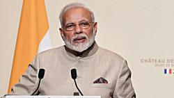 130 cr Indians have begun their journey towards 'vikas'