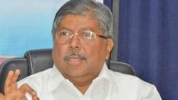 Chandrakant Patil new chief of Maharashtra BJP