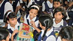 Sakal Social Foundation holds edu material distribution prog