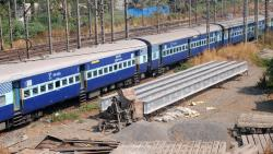 Stone pelting of trains on the rise
