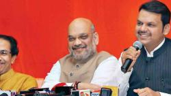 Sena, BJP patch up for poll
