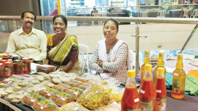 Get your bottles with caps to 'Connecting with a Cause' event so that Ishwari's team can use it to store and sell their pickles, sauces, etc