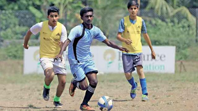 DY Patil Knowledge City scores 7