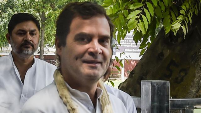 Rahul turns 49, PM Modi, other leaders wish him good health, long life