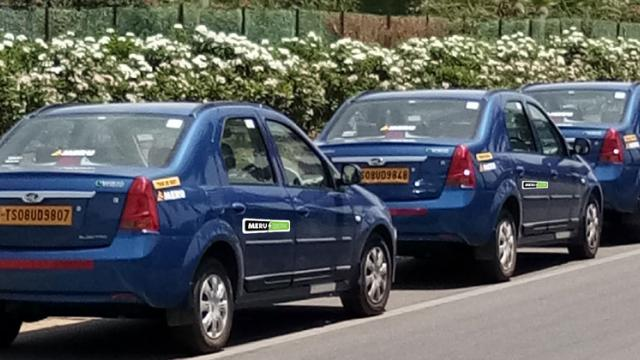 Mahindra Electric and Meru join hands to deploy Electric Vehicles