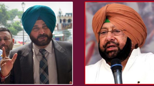 Sidhu defends it, but his hug to Pak army chief earns him Punjab CM's rebuke