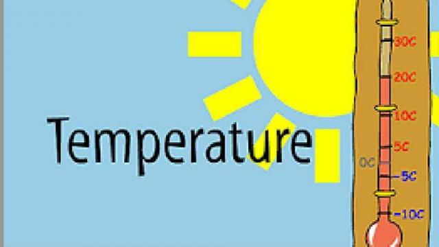 Temperature to rise in the coming days