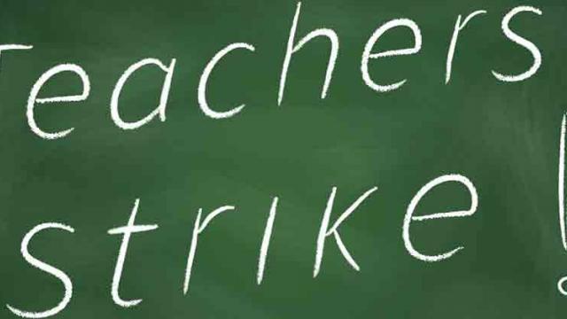 Junior college teachers threaten stir during exam