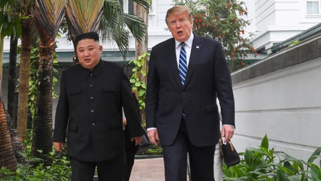 US, N Korea in talks to set up 3rd Trump-Kim summit