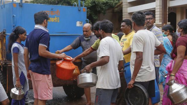 Deluge-affected gear up to rebuild shattered lives