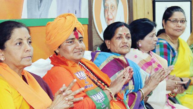 If Pragya Thakur wins this Thursday, Modi is in for an embarrassing 5 years