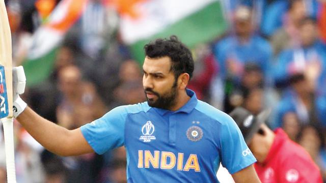 Big game player Rohit revels in glory