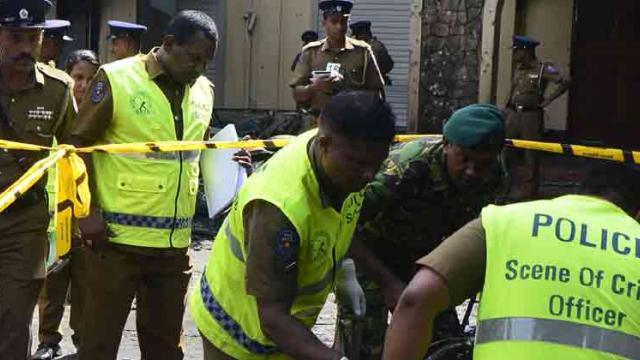 ISIS claims Lanka Easter blasts as toll rises to 321
