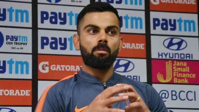 Favourites India to start World Cup preparation with WI series