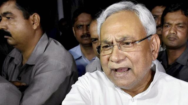 Nitish Kumar resigns as Bihar CM; Modi congratulates