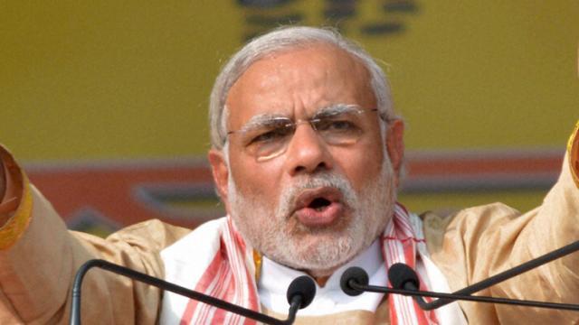 Pitroda has kick-started Cong's celebration of Pak's national day: Modi