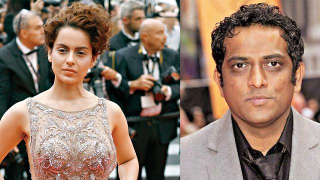 Kangana and Anurag reunite for 'Imali'