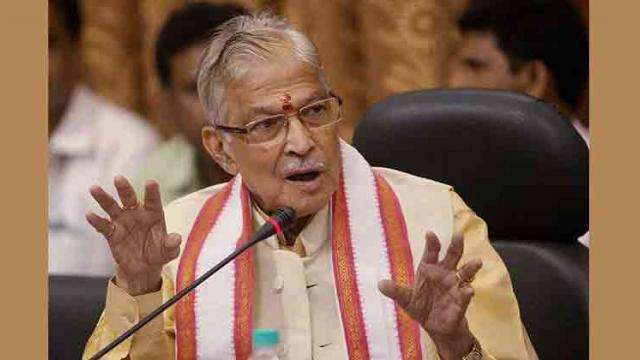 LokSabha 2019: BJP for Joshi not contesting Lok Sabha polls