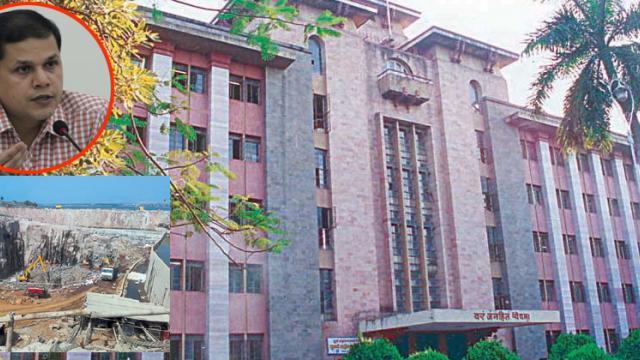 Municipal Commissioner Rao wants weekly progress report