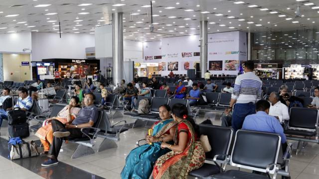 Airport employees to get biometric access card