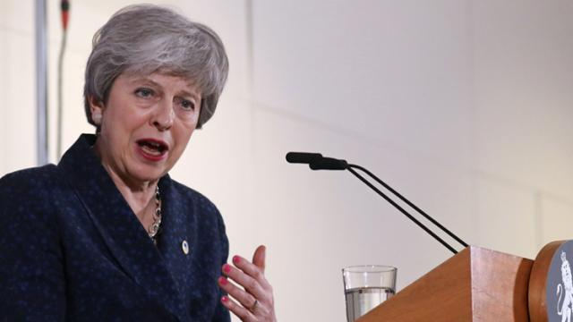 UK secures delay to Brexit Day with strict EU caveats