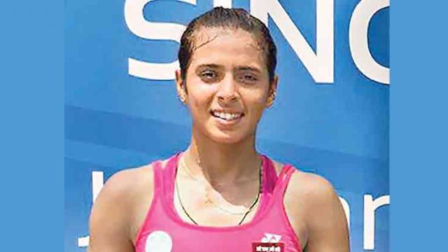 Ankita opens 2019 with Singapore 25K ITF title