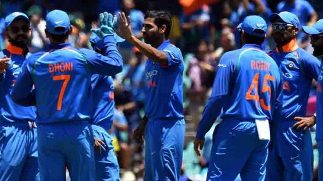 India eye perfect finish to historic tour