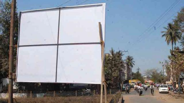 1 month deadline to remove illegal hoardings