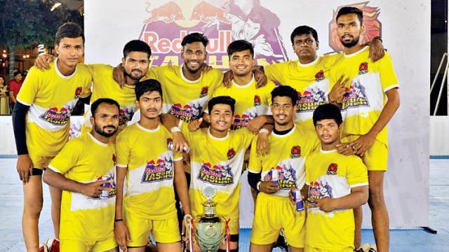 Utkarsh Kreeda Mandal boys crowned champions