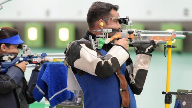 Shooting: Apurvi & Ravi clinch Bronze
