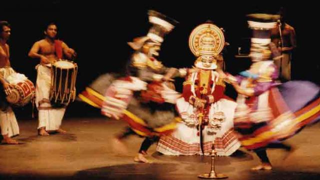 When Shakespeare meets Kathakali