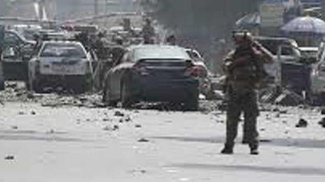 Suicide bomb in southern Afghanistan, kills at least 20