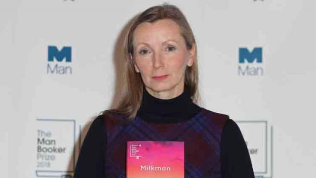 Northern Irish writer Anna Burns wins 2018 Booker Prize