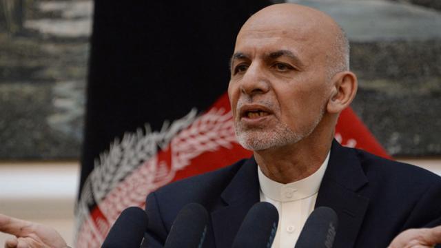 Rocket attacks hit Kabul during Ghani's Eid speech