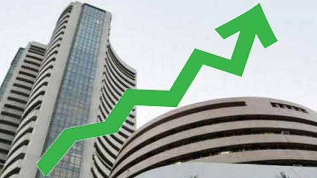 Sensex ends 85 pts higher; Yes Bank cracks 5 pc