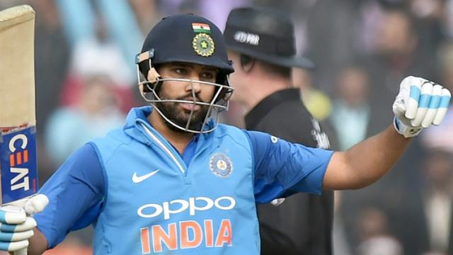 Ruthless Rohit double leads India to series-levelling win