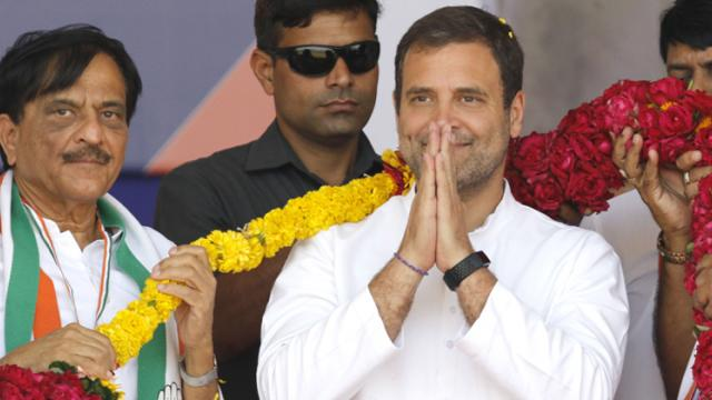 LokSabha 2019: `Nyay' will revive economy, create jobs, says Rahul Gandhi