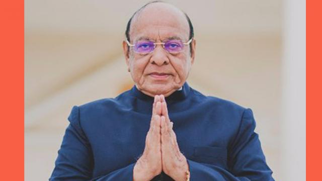 Shankersinh Vaghela announces third front, to support independent candidates