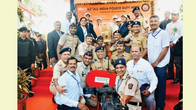 Maharashtra cops make State proud