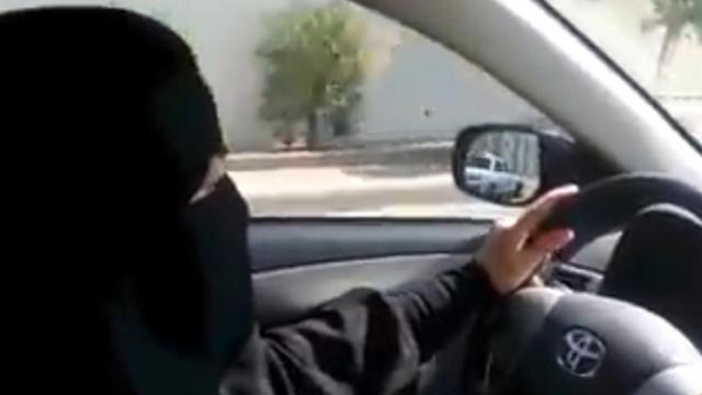 Saudi Arabia's ban on women driving ends officially