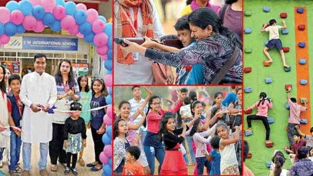 'Bal Mela' organised at CM International School