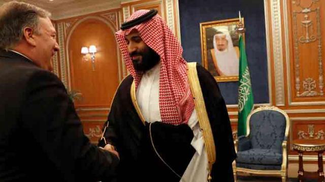 US gives Saudi benefit of doubt in Khashoggi case