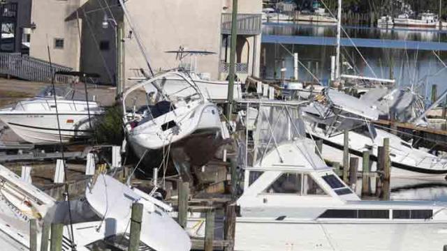 Hurricane Michael death toll hits 17