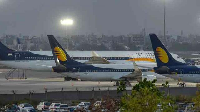 Lenders hopeful of successful bids for grounded Jet Airways