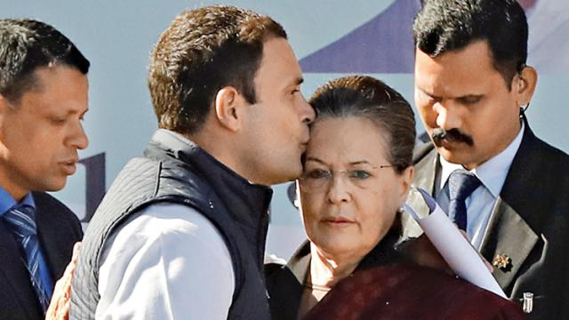 Rahul Gandhi should move away from his mothers populism